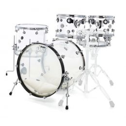 Drum Workshop DW Design Series Acryl Shell Set
