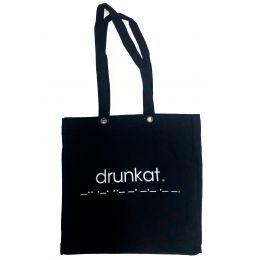 Drunkat Black Bag