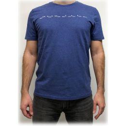 Drunkat T-Shirt Dark Blue S Camiseta de manga corta de diseño exclusivo