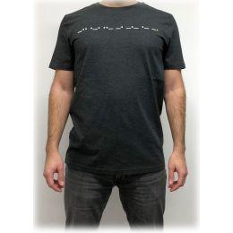 Drunkat T-Shirt Dark Grey S Camiseta de manga corta de diseño exclusivo
