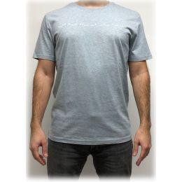 Drunkat T-Shirt Light Blue L Camiseta de manga corta de diseño exclusivo