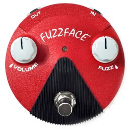 Dunlop FFM6 Band Of Gypsys Fuzz Face Mini Distortion Pedal fuzz para guitarra eléctrica