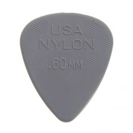 Dunlop Púa Player Nylon Standard 0,60mm