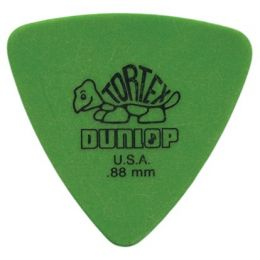 Dunlop Púa Player Tortex Triangle 0,88mm