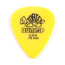 Dunlop Púa Player Tortex Standard 0,73mm Púa para guitarra eléctrica y acústica