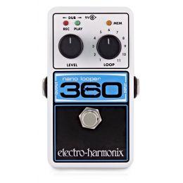 Electro-Harmonix Nano Looper 360 Pedal looper para guitarra eléctrica