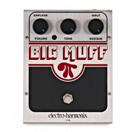 Electro-Harmonix Big Muff Pi  Pedal de efecto distorsión/fuzz