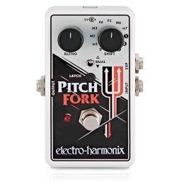 Electro-Harmonix Pitch Fork Pedal de efectos Pitch Shifter polifónico