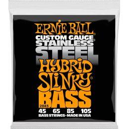 Ernie Ball EB2843 Steel 45-105