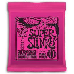 Ernie Ball 2223 Super Slinky (9-42)