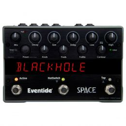 Eventide Space Pedal multiefectos