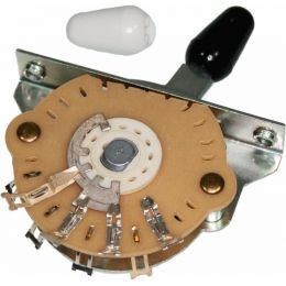 Fender 5-Way Selector Switch Selector de pastillas Fender de 5 posiciones