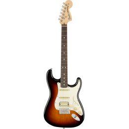 Fender American Performer Stratocaster HSS RW 3 Color Sunburst