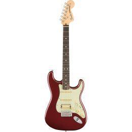 Fender American Performer Stratocaster HSS RW Aubergine