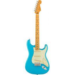 Fender American Professional II Stratocaster MN Miami Blue Guitarra eléctrica Stratocaster