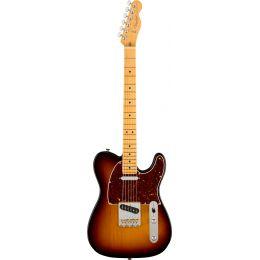 Fender American Professional II Telecaster MN 3-Color Sunburst Guitarra eléctrica Telecaster