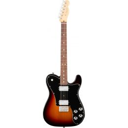 Fender American Professional Telecaster RW Deluxe Shawbucker Sunburst