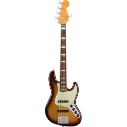Fender American Ultra Jazz Bass V RW MBST