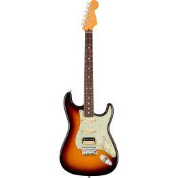 Fender American Ultra Stratocaster HSS RW Ultraburst Guitarra eléctrica Stratocaster
