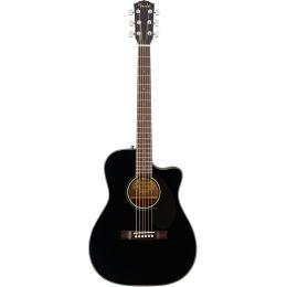 Fender CC60SCE Concert Black WN