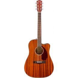 Fender CD140SCE Dread AM w/case WN