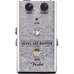 Fender Level Set Buffer  Pedal de control de nivel y carga para guitarra eléctrica