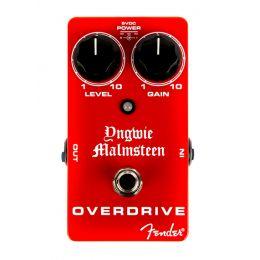 Fender Malmsteen Overdrive Pedal  Pedal de efecto de overdrive