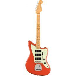 Fender Noventa Jazzmaster Fiesta Red Guitarra eléctrica Jazzmaster