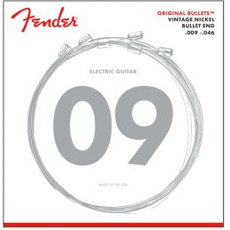 Fender Original Bullet 3150LR Pure Nickel Gauges 009-046