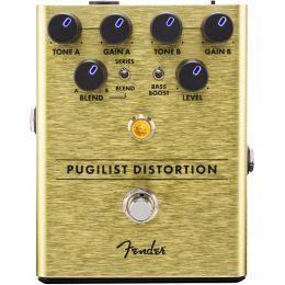 Fender Pedal Pugilist Distortion