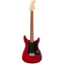 Fender Player Lead II PF Crimson Red Transparent