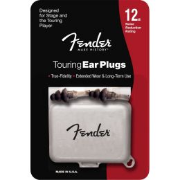 Fender Touring Series Hi Fi Ear Plugs (pareja)