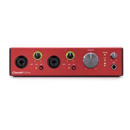 Focusrite Clarett+ 2Pre Interfaz de audio USB-C