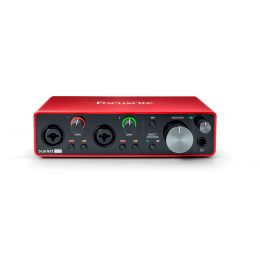 Focusrite Scarlett 2i2 3rd Gen Interface de audio USB