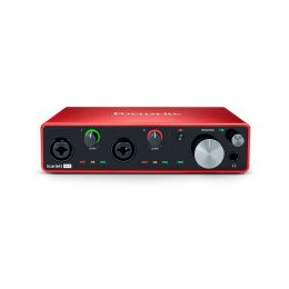 Focusrite Scarlett 4i4 3rd Gen  (B-Stock) Interface de audio USB