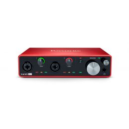 Focusrite Scarlett 4i4 3rd Gen  Interface de audio USB