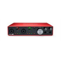 Focusrite Scarlett 8i6 3rd Gen Interface de audio USB