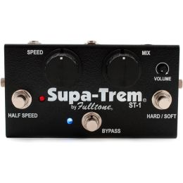 Fulltone Fulltone Supa-Trem ST 1 Pedal de efecto trémolo para guitarra eléctrica