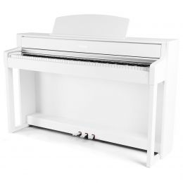 Gewa UP 380WK Blanco Mate Piano Digital