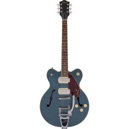 Gretsch G2622T-P90 Streamliner CB DC Gunmetal Guitarra eléctrica Hollow Body