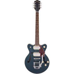 Gretsch G2655T-P90 Streamliner CB JR DC Two-Tone Midnight Sapphire Guitarra eléctrica Hollow Body