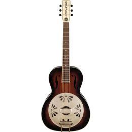 Gretsch G9240 Alligator Biscuit Round-Neck  Guitarra resonadora