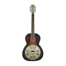Gretsch G9241 Alligator Biscuit Round-Neck SB