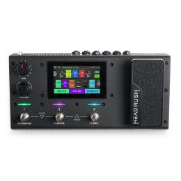Headrush MX5 Pedalera multiefectos para guitarra eléctrica