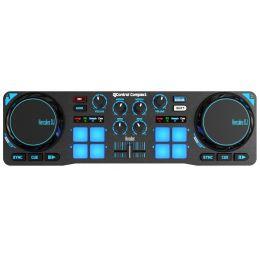 Hercules DJControl Compact Controladora DJ compacta