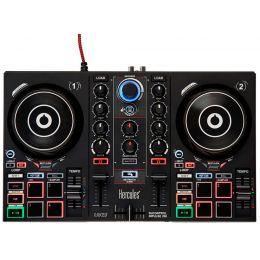 Hercules DJ DJControl Impulse 200 Controlador DJ