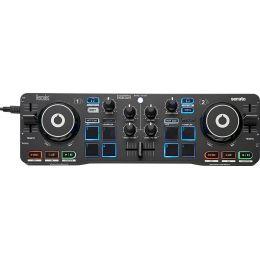 Hercules DJ DJControl Starlight Controladora DJ compacta