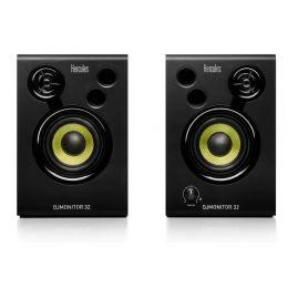 Hercules DJ DJMonitor 32 Altavoces de monitorización autoamplificados (pareja)
