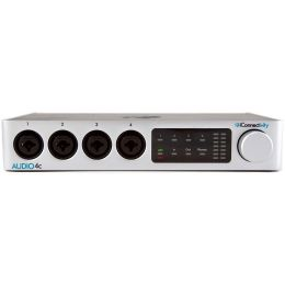 iConnectivity Audio4c Interface de audio y MIDI