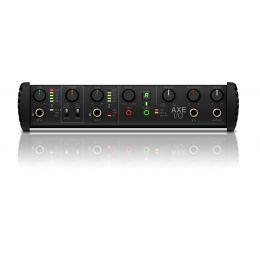 IK Multimedia AXE I/O Interfaz de audio profesional con modelado para guitarra